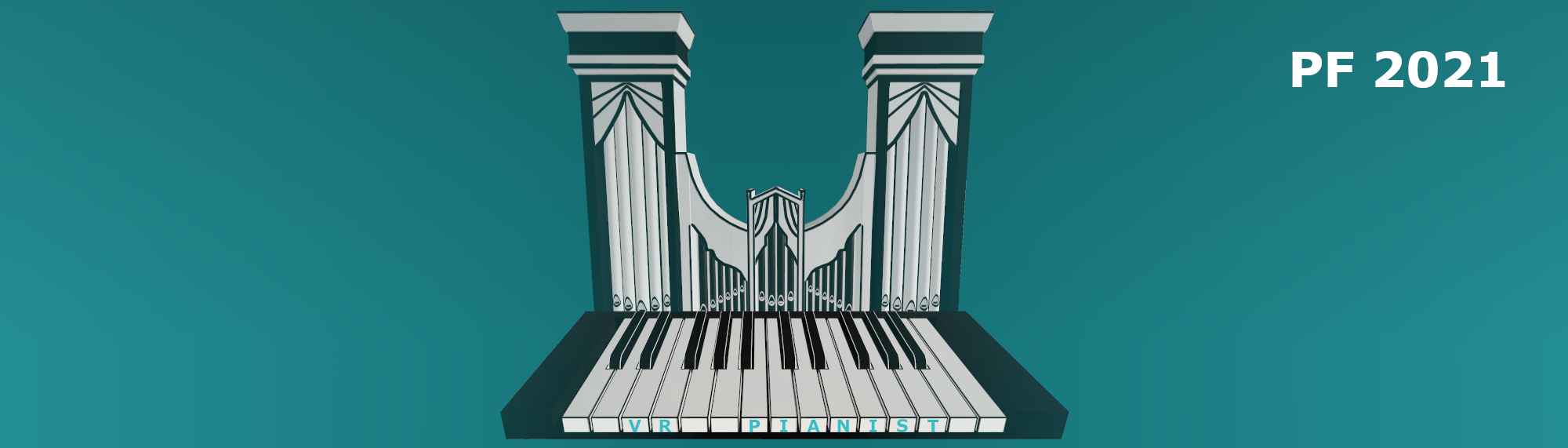 PF cart 2021 from VR Pianist game