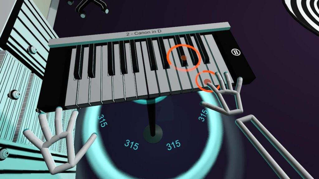 VR Piano game releasment