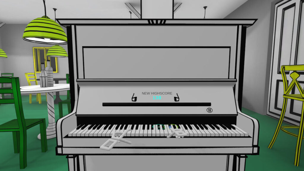 VR Pianist is on Steam and will be on Oculus Link soon
